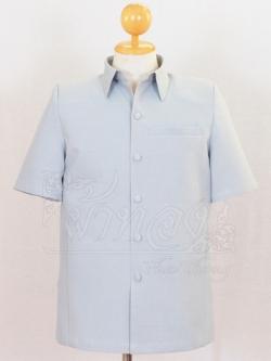 เสื้อสูทไหมแพรเงิน ไซส์ M