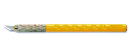 คัตเตอร์ปากกา ใช้ตัดชิ้นงานประดิษฐ์