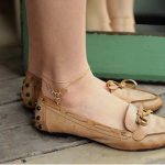 สร้อยข้อเท้าทอง (ดอกไม้ราตรี)