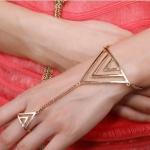 สร้อยข้อมือ Geometry, triangle