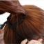 hair piece ทนความร้อนเกาหลี(สีดำ) thumbnail 8