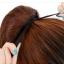 hair piece ทนความร้อนเกาหลี(สีดำ) thumbnail 7