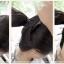 hair piece ทนความร้อนผมตรงเกาหลี (สีดำ) thumbnail 2