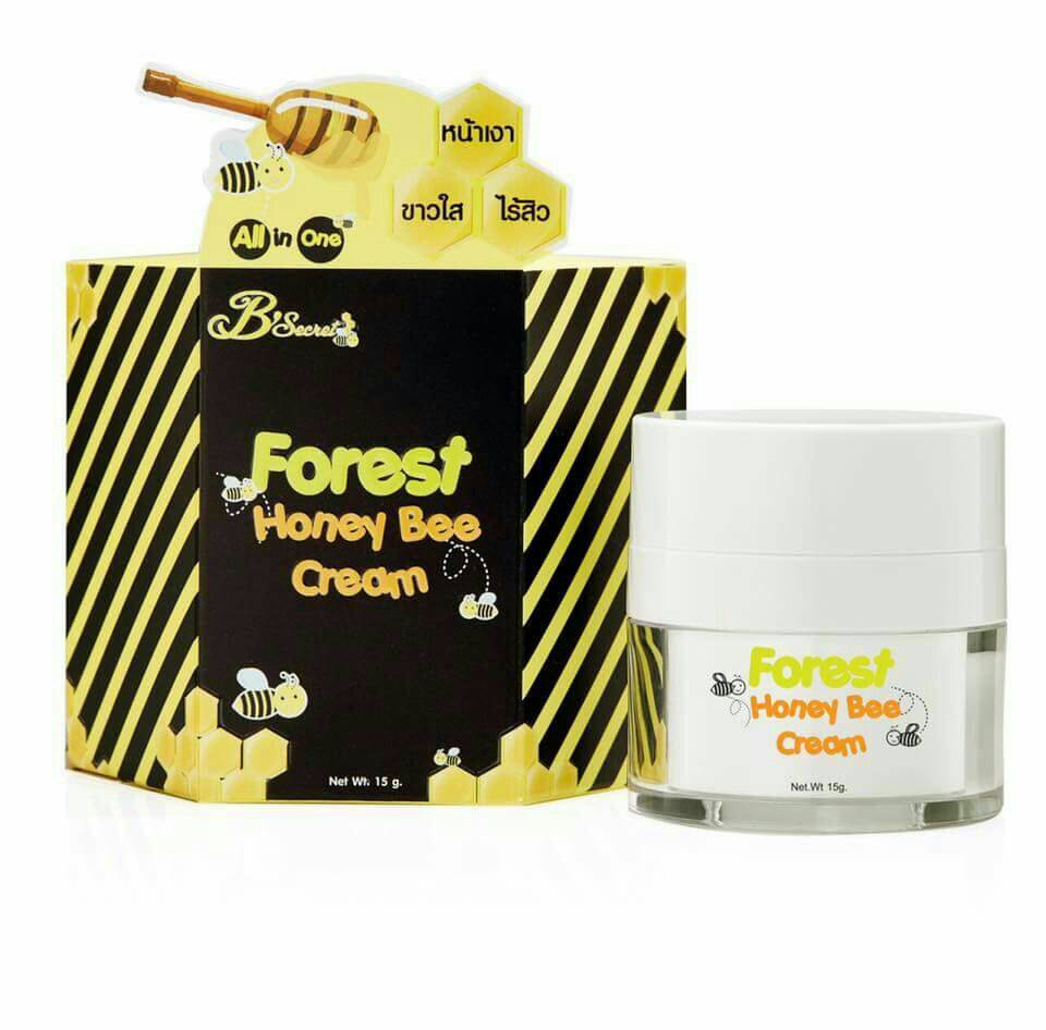 ครีมน้ำผึ้งป่า กระปุกเดียวเคลียร์ทุกปัญหาผิว