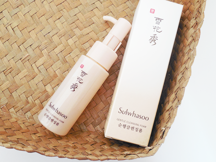 Sulwhasoo, Sulwhasoo Gentle Cleansing foam, Sulwhasoo Gentle Cleansing foam รีวิว, Sulwhasoo Gentle Cleansing foam ราคา, Sulwhasoo Gentle Cleansing foam 50 ml., โฟม Sulwhasoo