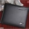กระเป๋าสตางค์ผู้ชาย SEPT WOLVES รหัส SW002 สีดำ