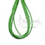 เชือกคอตตอน 1.5มม. สีเขียว (1 หลา)