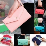 Crown smart clutch wallet HERITAGE [ใส่โทรศัพท์]