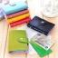 กระเป๋าใส่บัตร Color card leather thumbnail 1