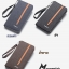 กระเป๋าสตางค์ผู้ชายใบยาวซิปรอบ MZ-023 thumbnail 5