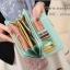 กระเป๋าสตางค์ STAR [แบบพับครึ่ง+มีซิปแยก] thumbnail 8