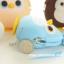 กระเป๋าสตางค์ซิลิโคน 3D POCHI OWL thumbnail 6