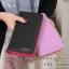 กระเป๋าสตางค์ STAR [แบบพับครึ่ง+มีซิปแยก] thumbnail 4
