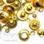 ตัวแป๊ก 10มม. สีทอง (15 ชิ้น) thumbnail 1