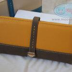 กระเป๋าสตางค์ ที่คาดปิดกระดุมลาย Pretty Zys 004