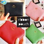 กระเป๋า Ribbon Pouch