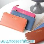กระเป๋าสตางค์ ICONIC ZIP UP wallet